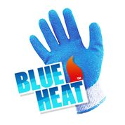 Heat Resistant Gloves XL - Blue Heat