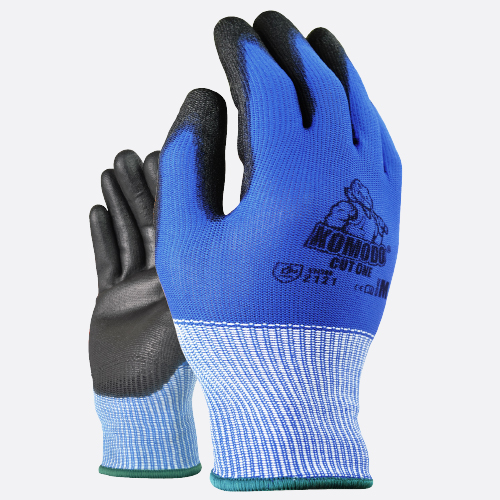 Cut 1 Gloves Pairs Not Tagged Large - Komodo