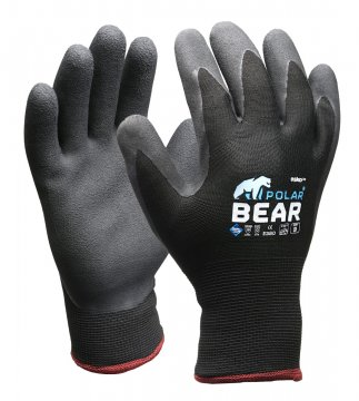 POLAR BEAR' Thermal Double Lined Winter Glove Large - Esko