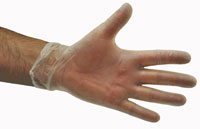 Vinyl gloves - Powdered XLarge - Selfgard