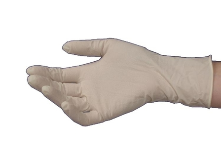 Latex PowderFree Gloves XLarge - HandPlus